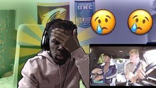 THIS MADE ME CRY!! 21 SAVAGE and JAKE PAUL CARPOOL KARAOKE (Reaction)