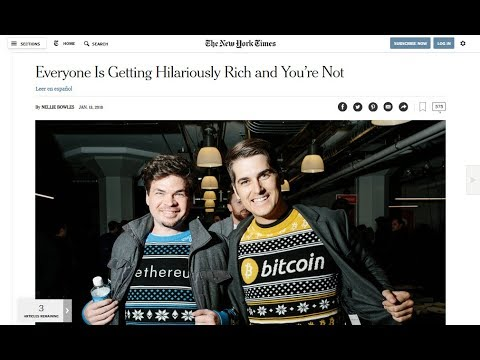 The New York Times gets cryptocurrency wrong (again?)