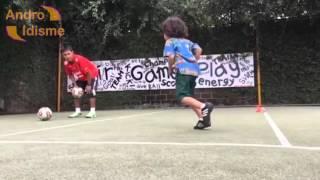 Download Video Noah Anak Bunga Citra Lestari Lagi Latihan Bola (Slow Motion) MP3 3GP MP4