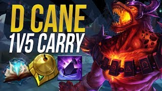 THIS AATROX SHOULD STOP TRYING TO 1V1 ME! | HOW TO CARRY A CAMPED LANE - Trick2G