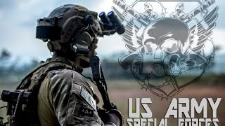 "U.s. army special forces / green berets / ""de oppresso liber"""