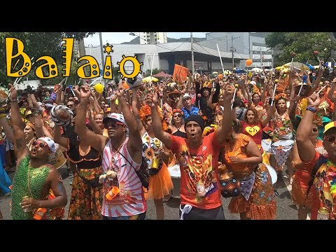 HAVAYANAS USADAS: Carnaval de Belo Horizonte 2019