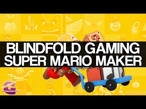 Super Mario Maker - Blindfold Gaming