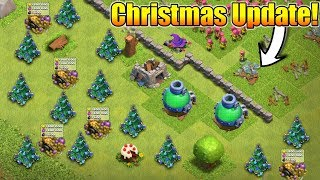 This New Secret Christmas Update You Don't Know! | Clash Of Clans Winter 2018 Update