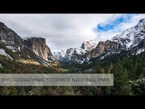 Yosemite National Park  - Travel Photography & tips