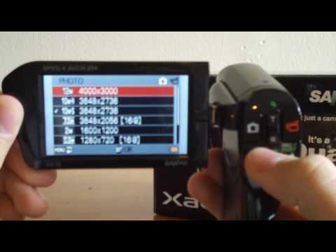 Sanyo Xacti VPC-CG10 HD Camcorder Review