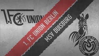 FIFA : 2. Bundesliga 2018/19 : 1. FC Union Berlin - MSV Duisburg : Zusammenfassung
