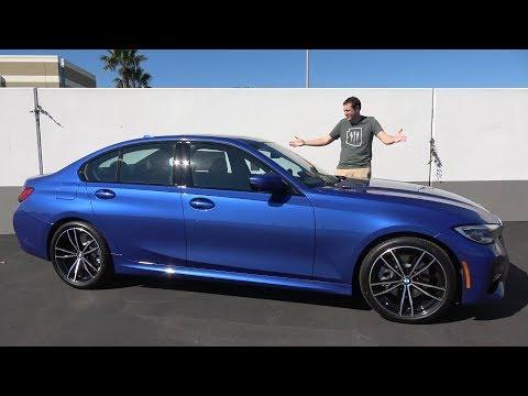 BMW 3 серии 2019 года - это новейшая версия иконы