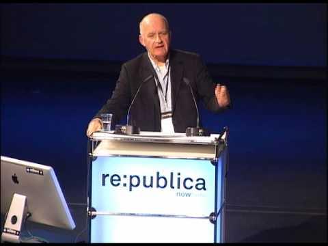 re:publica 2010 - Götz Werner - Revolution im Kopf