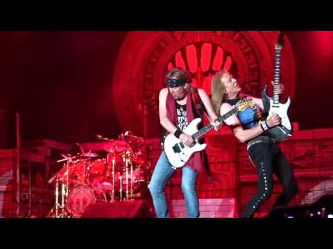 Iron Maiden - The Red and the Black Live @ Airport Zilina 6.7.2016
