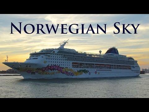 Paquete Turístico y Viaje en Crucero Barco Norwegian Sky Origen de Salida Desde Bahamas