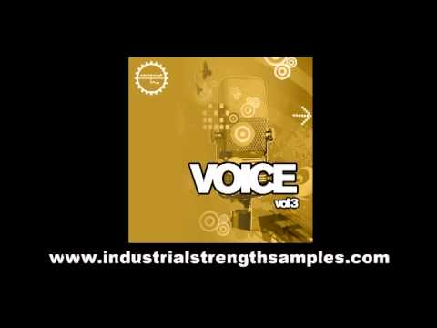 Voice Vol. 3 - Sample Pack - OUT NOW! - YouTube
