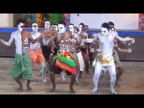 Solomon Island Chooky Dancers
