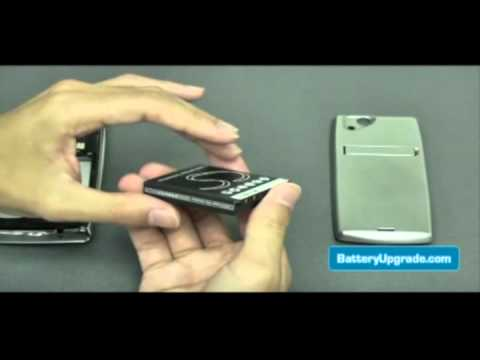 Sony Ericsson Xperia Arc - Extended Battery - Replacement Instructions By BatteryUpgrade.com