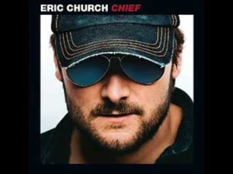 Eric Church -  Drink in My Hand (Audio)