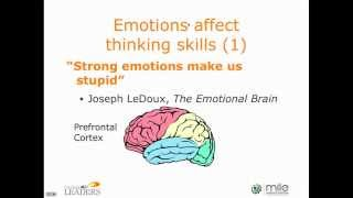Repeat youtube video Leading With Emotional Intelligence by Andy Smith of Coaching Leaders - MILE Leadership Development