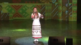 Песня на удмуртском языке Даринка Фокс Ижевск на гала концерте