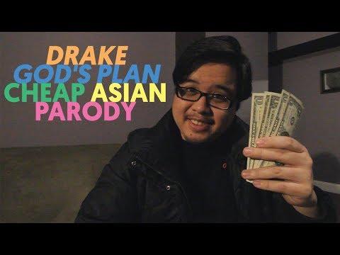 Drake - God's Plan (Cheap Asian Parody)