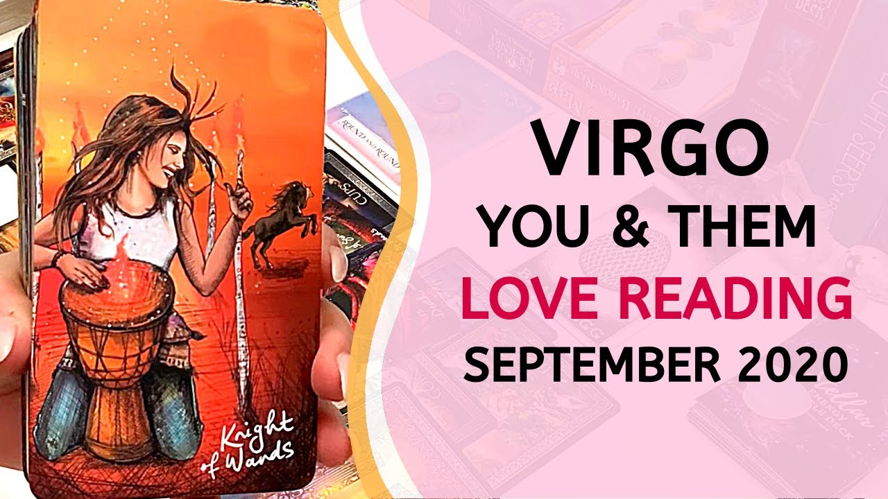 VIRGO LOVE ️ Who Will Make the First Move? ~ You & Them ...
