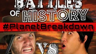 HE CAME OUT SWINGING !! | BRUCE LEE VS CLINT EASTWOOD | EPIC RAP BATTLES OF HISTORY | REACTION