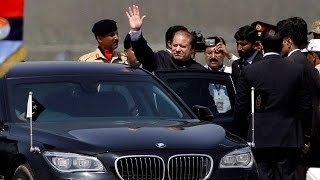 No car No people to pick up me from Islamabad Airport Nawaz Sharif 10 septmber 2007