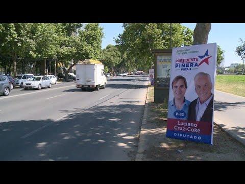 Eleições no Chile têm previsão de alta abstenção
