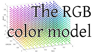 The RGB color model
