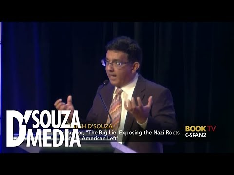 SHOCKING: D'Souza exposes how leftists shifted blame for KKK