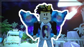 Galaxy Wings Fixed Roblox New Royale High School Galaxy Wings And More In Roblox Youtube