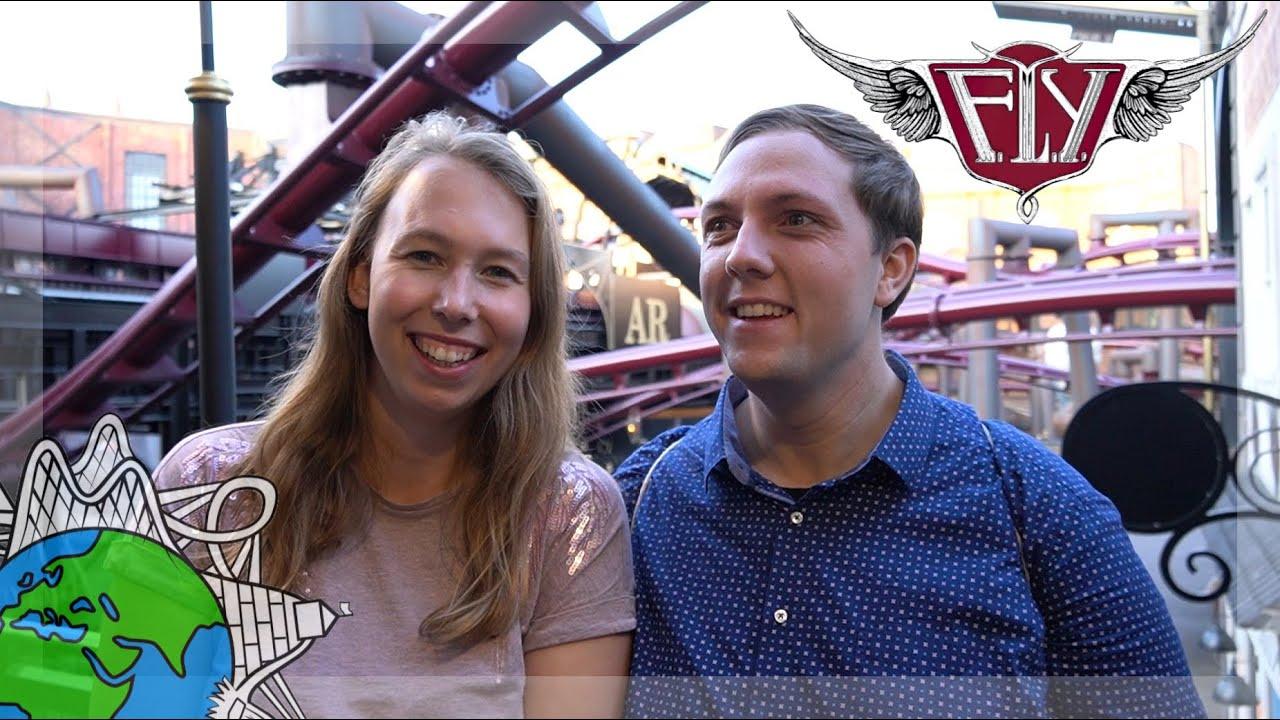 Phantasialand | Wir testen F.L.Y. und Rookburgh!