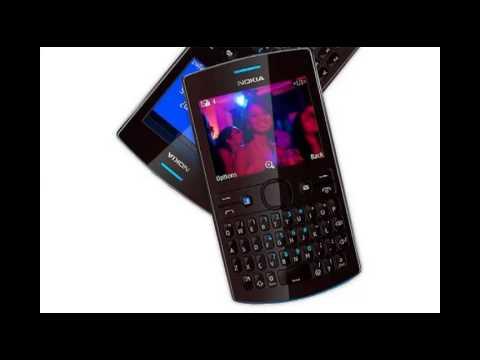 Nokia ASHA 205-Dedicated to all Facebook Fans
