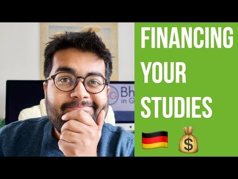 Can I finance my studies in Germany just with part time jobs? 🇩🇪