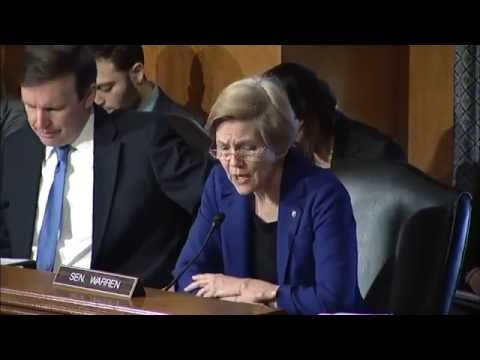 Senator Elizabeth Warren - Strengthening the Federal Student Loan Program for Borrowers
