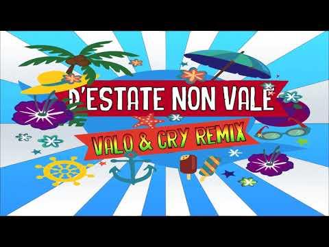 Fred De Palma feat. Ana Mena - D'Estate Non Vale (Valo & Cry Remix) FREE DOWNLOAD