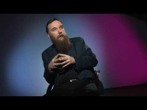 God is against Internet (Dugin's speech in Russian)