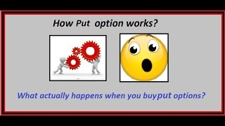 options trading for beginners - What is put options in reality