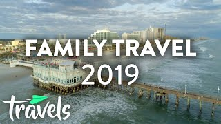 Top 10 Affordable UŠ Family Vacation Destinations | MojoTravels