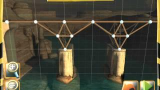 Bridge Constructor - Bridge 1 - Central Mainland - Walkthrough