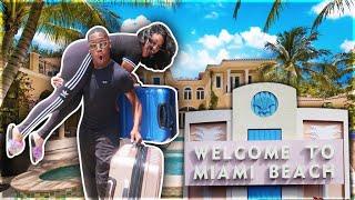 We moving to MIAMI ! PRANK
