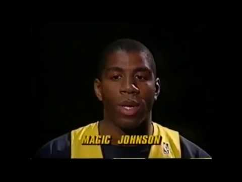 NBA on NBC Showtime Full Episode - 1991 NBA Playoffs - Pat Riley & Bob Costas