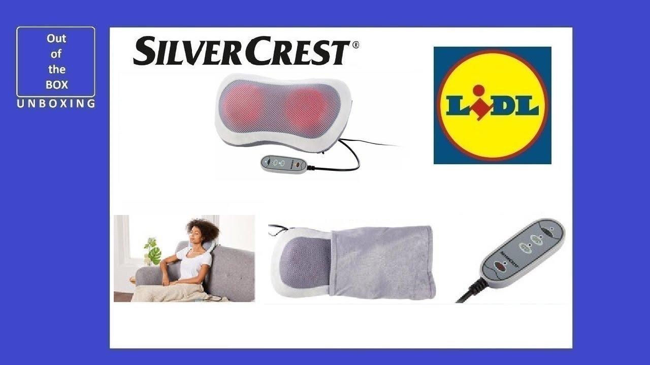 silvercrest массажеры