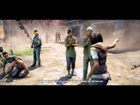 Far Cry 4: AMITA DID WHAT TO BHADRA!?