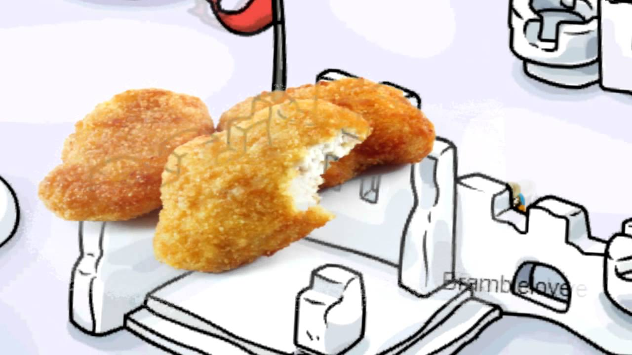 how to make chicken nuggets comedy