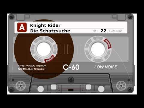 Knight Rider - 22 - Die Schatzsuche [Audio, Hörspiel]