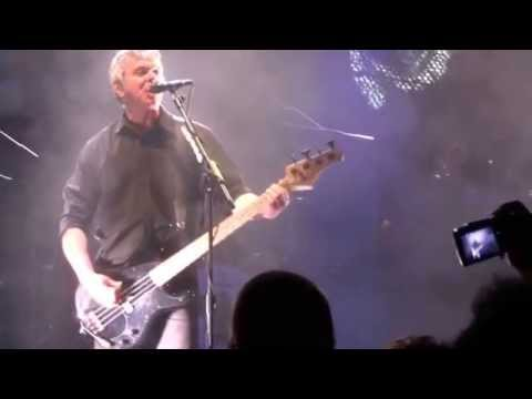 The Stranglers - Time To Die - The Roundhouse, London. March 2015