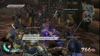 Samurai Warriors 3 | E3 trailer Nintendo Wii