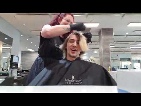 [0000,0008] xQc VOD 25,Mar,19 , \u0027haircut and dye. scuffed from phone.\u0027
