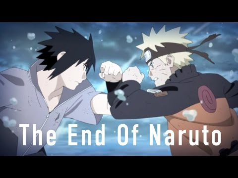 The End of Naruto: A Series of Highs and Lows