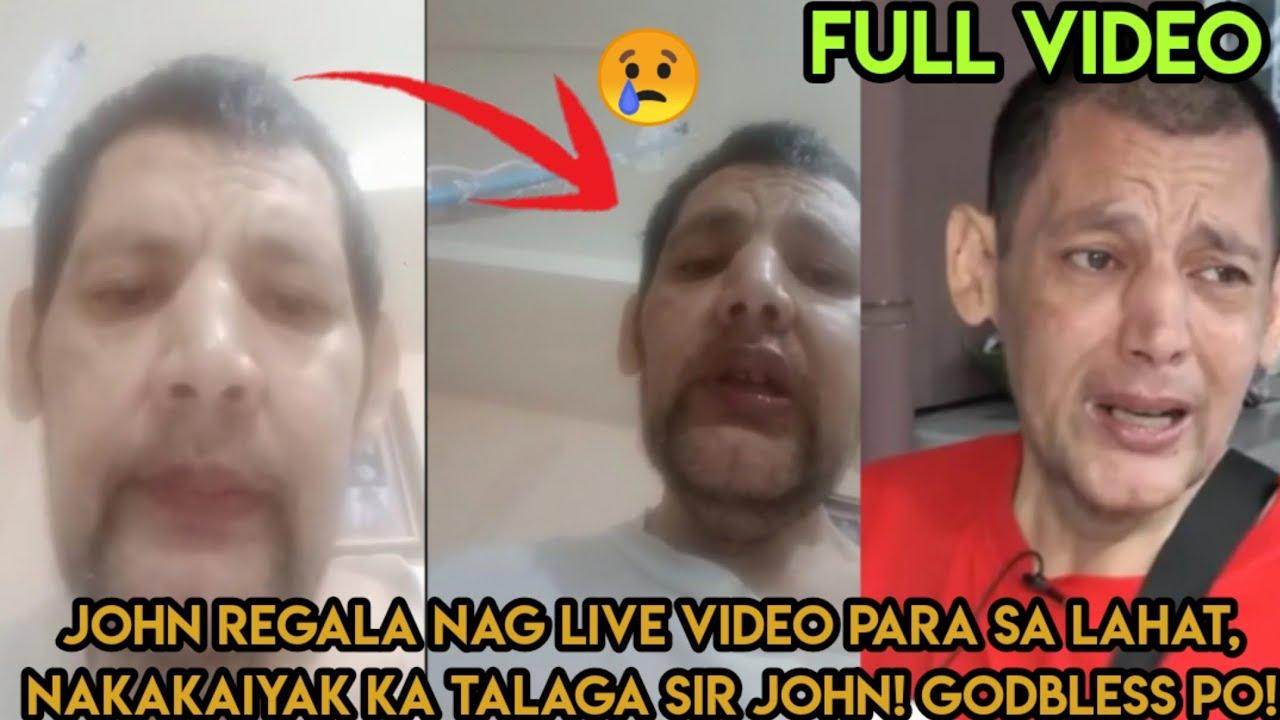 Breaking: JOHN REGALA, nag LIVE VIDEO sa LAHAT! MENSAHE NI JOHN REGALA SA LAHAT NAKAKALAMBOT!