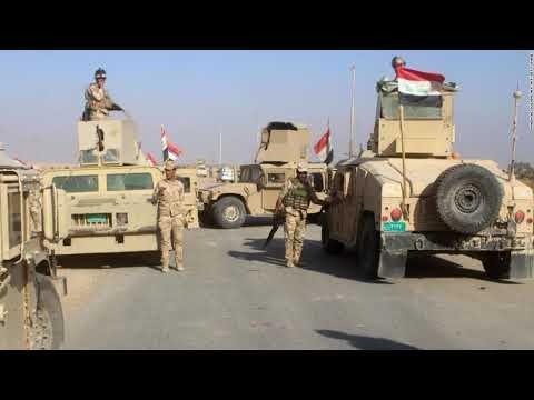 Iraqi Forces Retake Last ISISheld Town